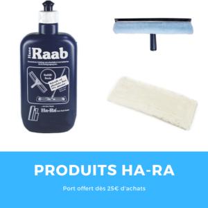 Ha-Ra Raclette lave-vitres 19 cm