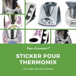 Stickers pour Thermomix