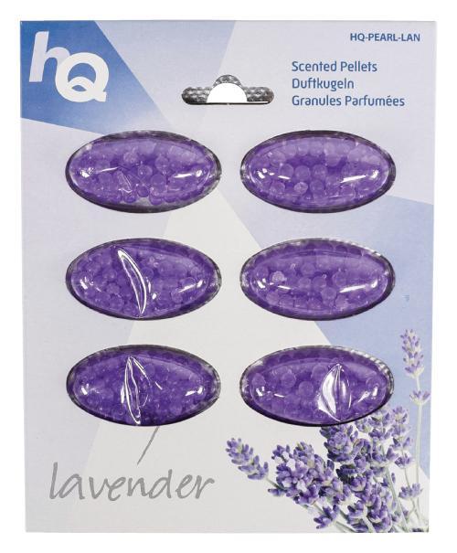 Parfum pour Aspirateur granules Lavande