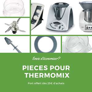 Piece detachee Thermomix TM31 chez aspi-boutique